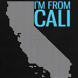 """DIG CAL I""""M FROM CALI Tee"""
