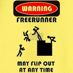 Warning: Freerunner T