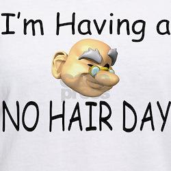 No Hair Day Shirt