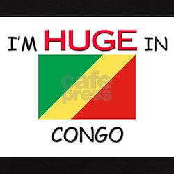 I'd HUGE In CONGO Tee