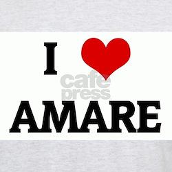 I Love AMARE T-Shirt