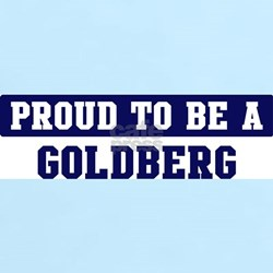 Proud to be Goldberg T-Shirt