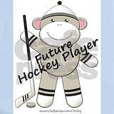 Field hockey onesy Baby Bodysuits
