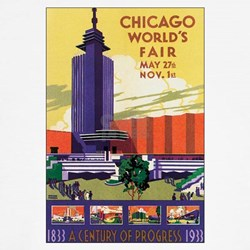 Chicago World's Fair 1933 T