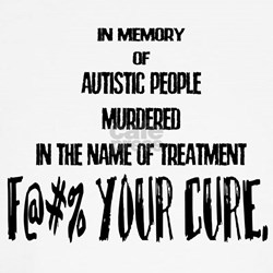 F@#% Your Cure Shirt