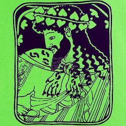 Purple Bacchus T-Shirt