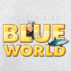 Jonathan Bird's Blue World T-Shirt