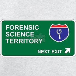 Forensic, Science Territory T-Shirt