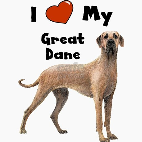 knotted by great dane