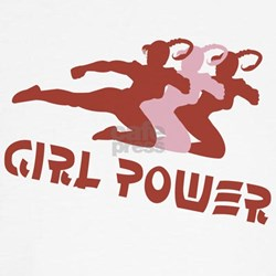 Girls Rule! Girl power t-shir Tee