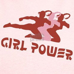Girls Rule! Girl power t-shir T