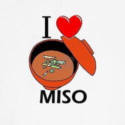 I Love Miso T