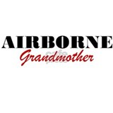 Airborne Grandmother Mug