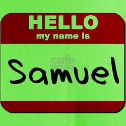Hello my name is Samuel T-Shirt