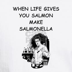 salmonella salmon Shirt