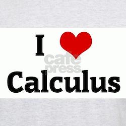 I Love Calculus T-Shirt