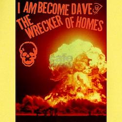 Dave Dunn Homewrecker T-shirt
