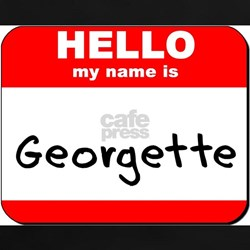 Hello my name is Georgette Tee