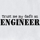 Baby engineer Bib