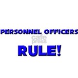 Personnel Officers Rule! Mug