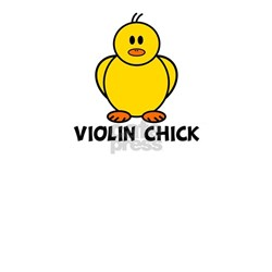 Violin Chick Shirt