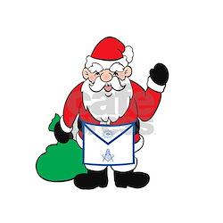 masonic_santa_christmas_oval_ornament.jp