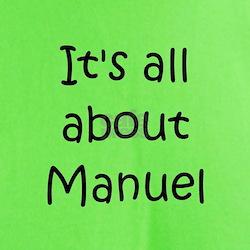 Cool Manuel T-Shirt