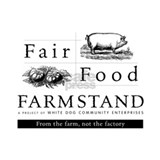 Fair Food Farmstand mug (white)