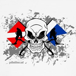 2 DIVE FLAGS T-Shirt
