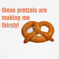 these pretzels are making me T