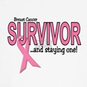 Breast cancer T-shirts
