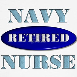 Retired Navy Tee