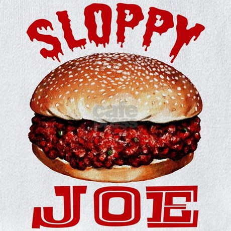 Painted Sloppy Joe Bib by groundhog2