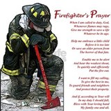 Firefighter Prayer Small Mug