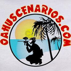 Oahu Scenarios Tee