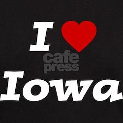 I HEART IOWA T-Shirt