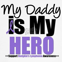 My Daddy is My Hero (HL) T-Shirt