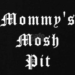 RockBaby Mommy's Mosh Pit T-Shirt
