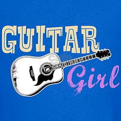 Guitar girl T