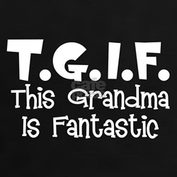 Fantastic Grandma Tee