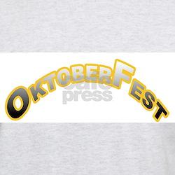 oktoberfest Ash Grey T-Shirt