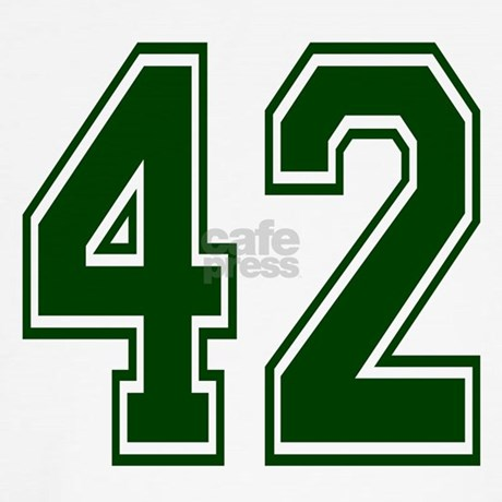 """number 42 Galaxy, author douglas adams famously proposed that the answer to the  question """"what is the meaning of life†was the number 42 why that  number."""