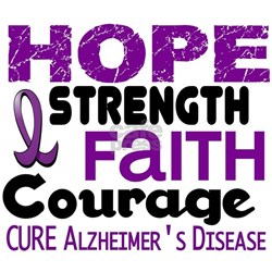 HOPE Alzheimer's Disease 3 Shirt