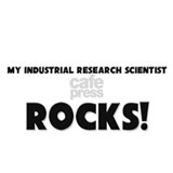 MY Industrial Research Scientist ROCKS! Coffee Mug