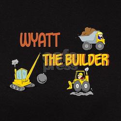 Wyatt the Builder Tee