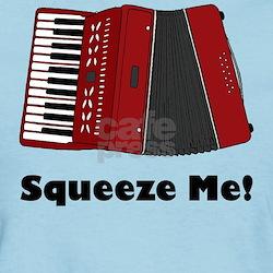 Accordion Squeeze Box T-Shirt