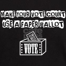 Use A Paper Ballot T-Shirt