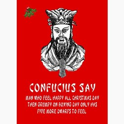 Rude Christmas Greetings Quotes - Natal 6
