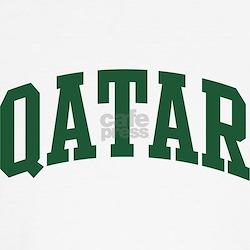 Qatar (green) T