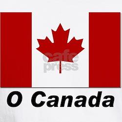 O Canada Flag Shirt